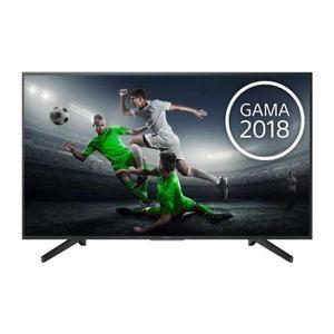 TV Sony LED Ultra HD 4K 165 cm KD65XF7096BAEP