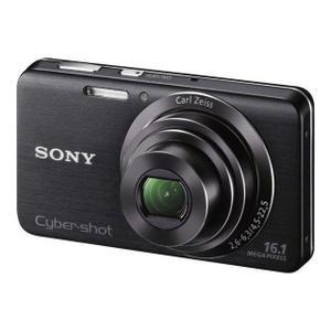 Compactcamera Sony Cyber-shot DSC- W630 - Zwart