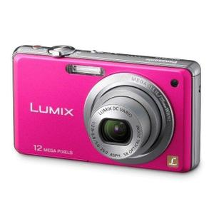 Compact Panasonic Lumix DMC-FS10 - Rose