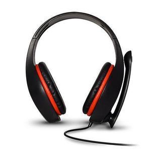 Kopfhörer Gaming mit Mikrophon Spirit Of Gamer Pro H5 - Schwarz/Rot