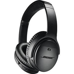 BOSE QC35 II Noise-Cancelling Bluetooth Headphones with microphone - Black