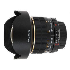 Lens Samyang EF 14mm f/2.8