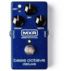 Pédal à effet MXR M288 Bass Octave Deluxe