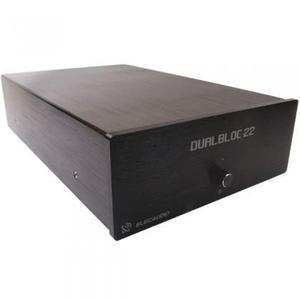 Verstärker ELECAUDIO Dualbloc 22 - Schwarz