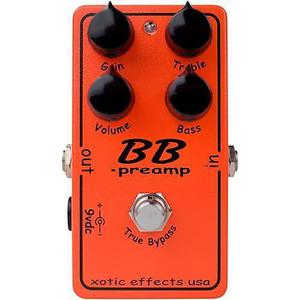 Effektpedal Xotic BB Preamp