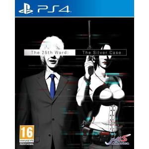 The 25th Ward : The Silver Case - PlayStation 4