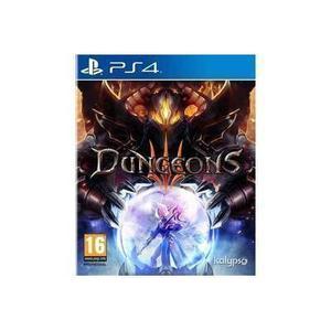 Dungeons III - PlayStation 4