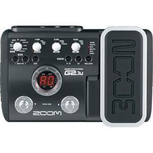 Gitarre-Effektpedal Zoom G2.1u