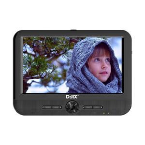 Reproductor de DVD D-JIX PVS706-50SM