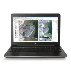 """HP ZBook 15 G3 15"""" Core i7 2,7 GHz  - SSD 512 GB - 16GB AZERTY - Frans"""