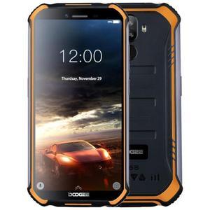 Doogee S40 32 Go Dual Sim - Noir/Orange - Débloqué