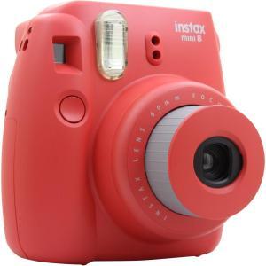 Cámara de bolsillo - FUJIFILM Instax Mini 8 - Rojo