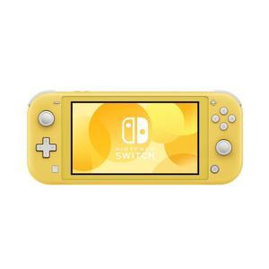 Console Nintendo Switch Lite 32 Go - Jaune  + jeu super mario odyssey
