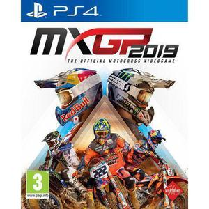 MXGP 2019 - The Official Motocross Videogame - PlayStation 4
