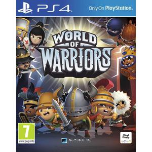 World of Warriors - PlayStation 4