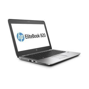 "Hp Elitebook 820 G4 12"" Core i5 2,5 GHz  - SSD 256 GB - 8GB QWERTY - Engels (VS)"
