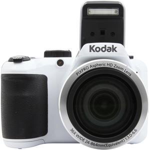Bridge - KODAK PixPro AZ365 - Blanc + Objectif Kodak f 4,3 154,6 mm