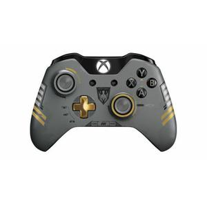 Controller wireless Microsoft Xbox One Limited Edition Call of Duty: Advanced Warfare - Grigio / Nero