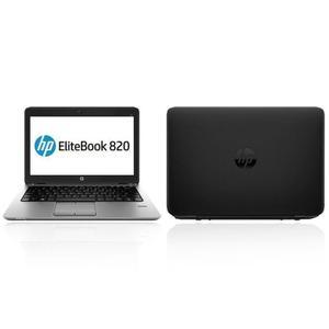"""Hp EliteBook 820 G1 12"""" Core i5 1,6 GHz  - SSD 120 GB - 4GB - Teclado Francés"""