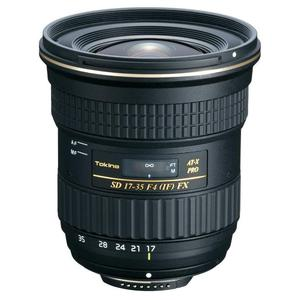 Objectif Tokina F SD 17-35mm f / 4 (IF) FX AT-X PRO