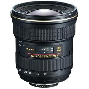 Objectif Tokina EF AT-X Pro SD 12-24mm f / 4 (IF) DX II