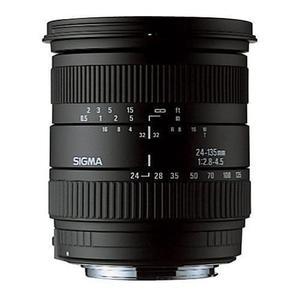 Obiettivo Sigma 24-135mm f/2.8-4.5 Nikon