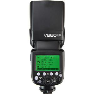Scarpa Flash Godox VING V860IIO TTL Li-Ion per fotocamere Olympus - Nera