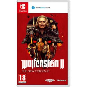 Wolfenstein 2 - Nintendo Switch