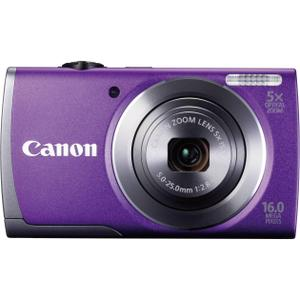 Compact Canon Powershot A3500 IS - Viloet