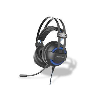 Helmen Gaming Microfoon Pro Control Casque E-Sport - Zwart