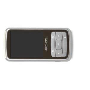 MP3-player & MP4 4GB Archos 20B Vision - Silber