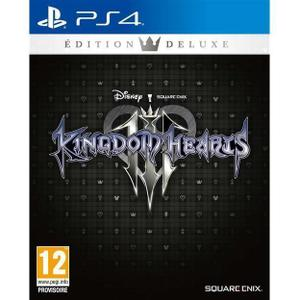 Kingdom Hearts III Deluxe Edition - PlayStation 4