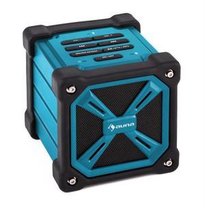 Enceinte  Bluetooth  Auna TRK-861 Bleu