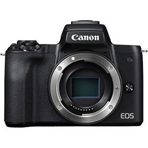 Hybrid-Kamera Canon EOS M50 Schwarz - Nur Gehäuse
