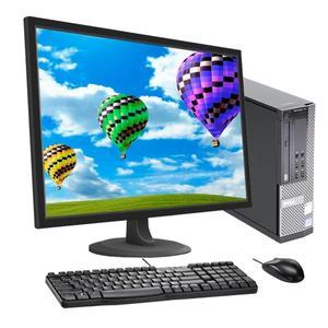 "Dell Optiplex 990 SFF 22"" Core I3 3,3 GHz - HDD 2 tb - 16GB"