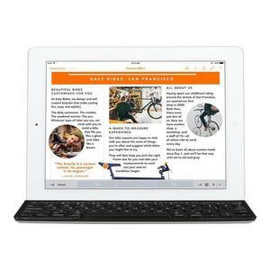 Logitech Tastatur AZERTY Französisch Wireless Ultrathin iPad Air 2