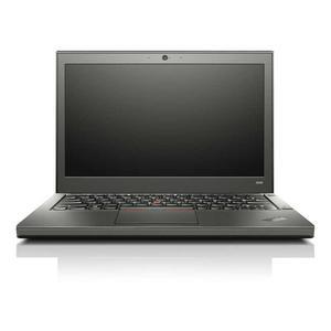 "Lenovo ThinkPad X240 12"" Core i5 1,9 GHz - HDD 320 GB - 4GB AZERTY - Französisch"