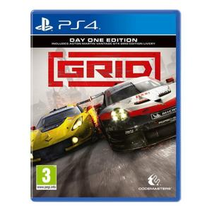 Grid Day One Edition - PlayStation 4