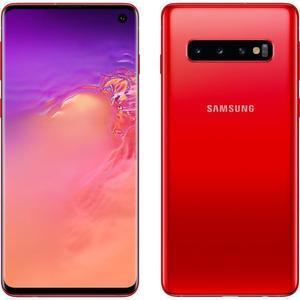 Galaxy S10+ 128 Gb Dual Sim - Rot - Ohne Vertrag