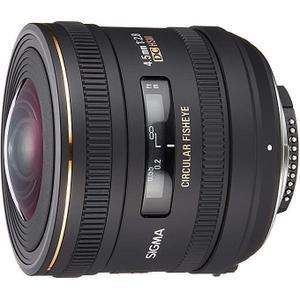 Objektiv EF 4.5mm f/2.8