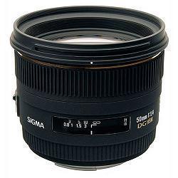 Objectif SIGMA 50mm f / 1.4 EX DG HSM pour Nikon