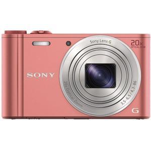 Compact - Sony Cyber-shot DSC-WX350 Rose Sony Lens G 25-500mm f/3.5-6.5