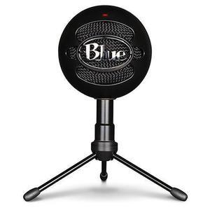 Micrófono con cápsula de condensador cardioide Blue Snowball iCE - Negro