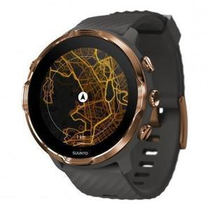 Uhren GPS Suunto 7 Graphite Copper -