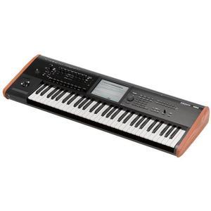 Synthesizer Korg Kronos 2 - Zwart/Bruin
