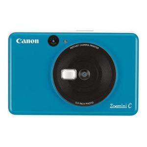 Sofortbildkamera Canon Zoemini C Blau + Objektiv Instant Camera Printer 50 mm f/5.6