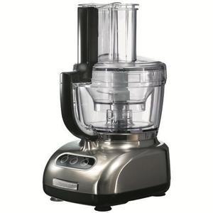 Multifunktions-Küchenmaschine KITCHENAID 5KFPM77OENK Grau