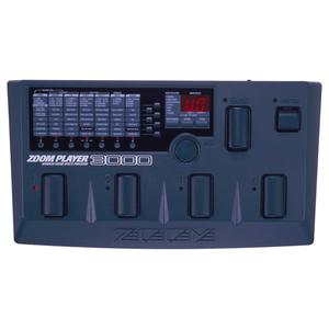 Effektprozessor Zoom Player 3000