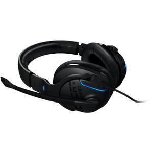 Casque Réducteur de Bruit Gaming    avec Micro Roccat Khan Aimo - Noir