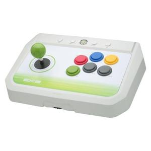 Contrôleur Hori Fighting Stick EX2 - Blanc